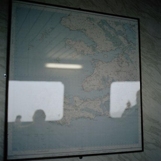 vers l'île d'Iona