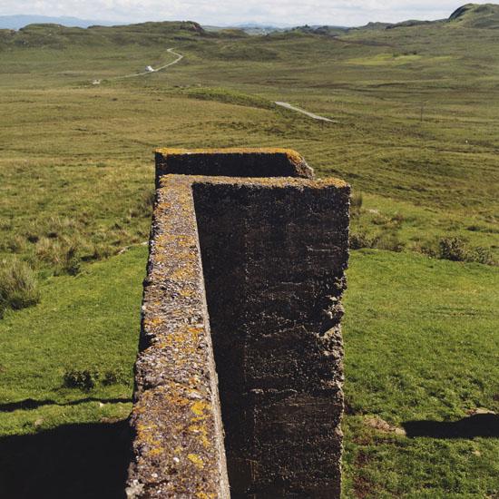 sur l'île de Skye