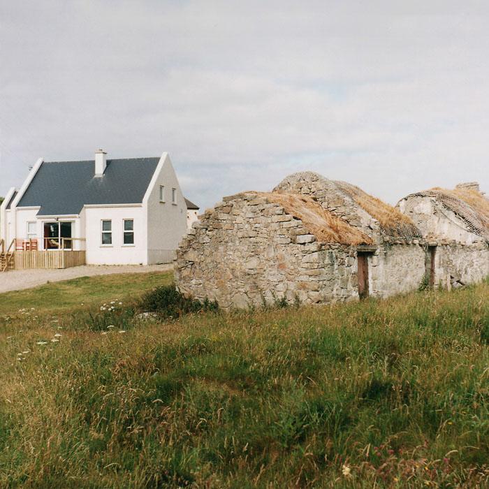 les maisons / Donegal.