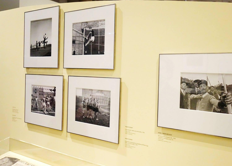 """exposition """"1936, le Front populaire en photographie"""" à l'Hôtel de ville de Paris"""
