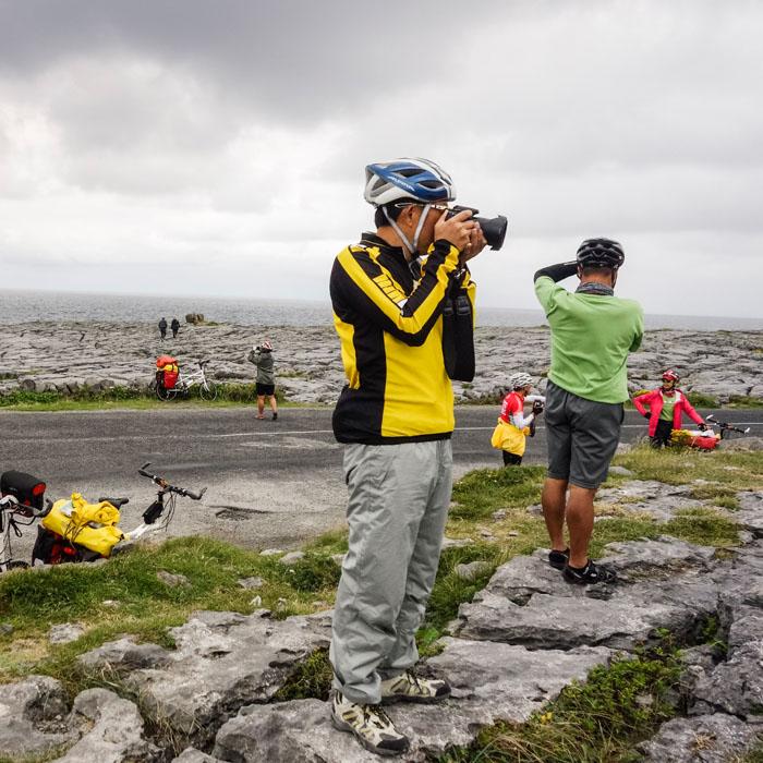 dans le Burren, 2013