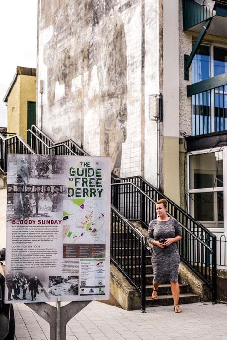 Derry, 2013