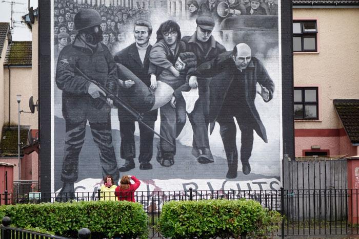 Derry, 2015