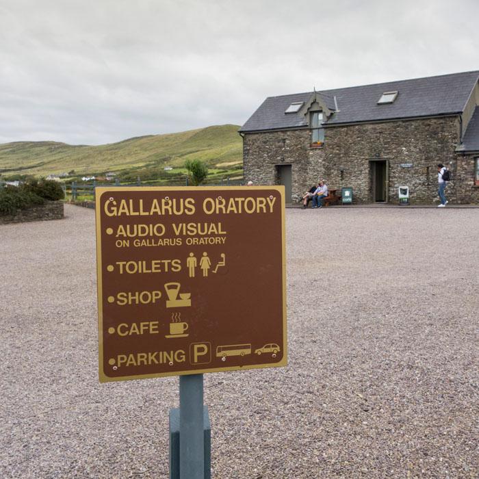 Péninsule de Dingle. Oratorion de Gallarus
