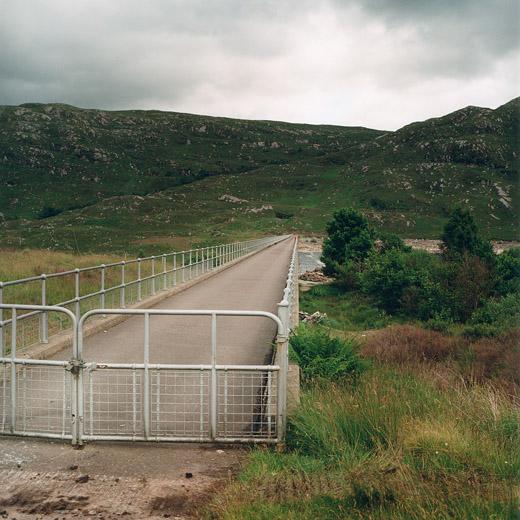 Loch Cluanie, Écosse