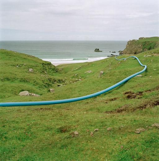 île de Lewis, Hébrides externes