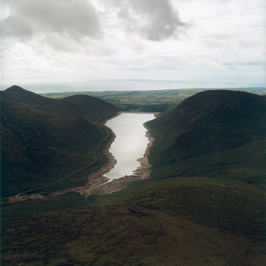Silent Valley, Mourne montains
