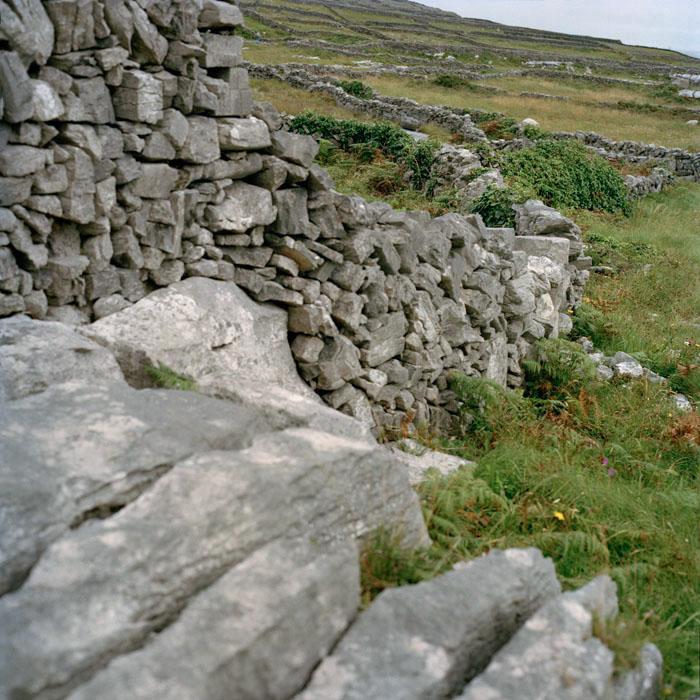 les murs / Aran island
