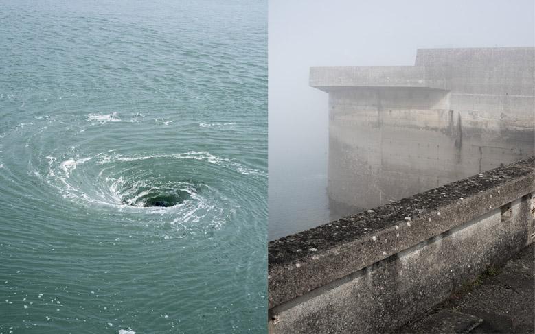 barrage de la rance, Tidal power station of the Rance river